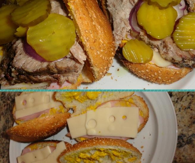 Cubans - Sandwiches